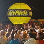 radio lattemiele taranto pallone