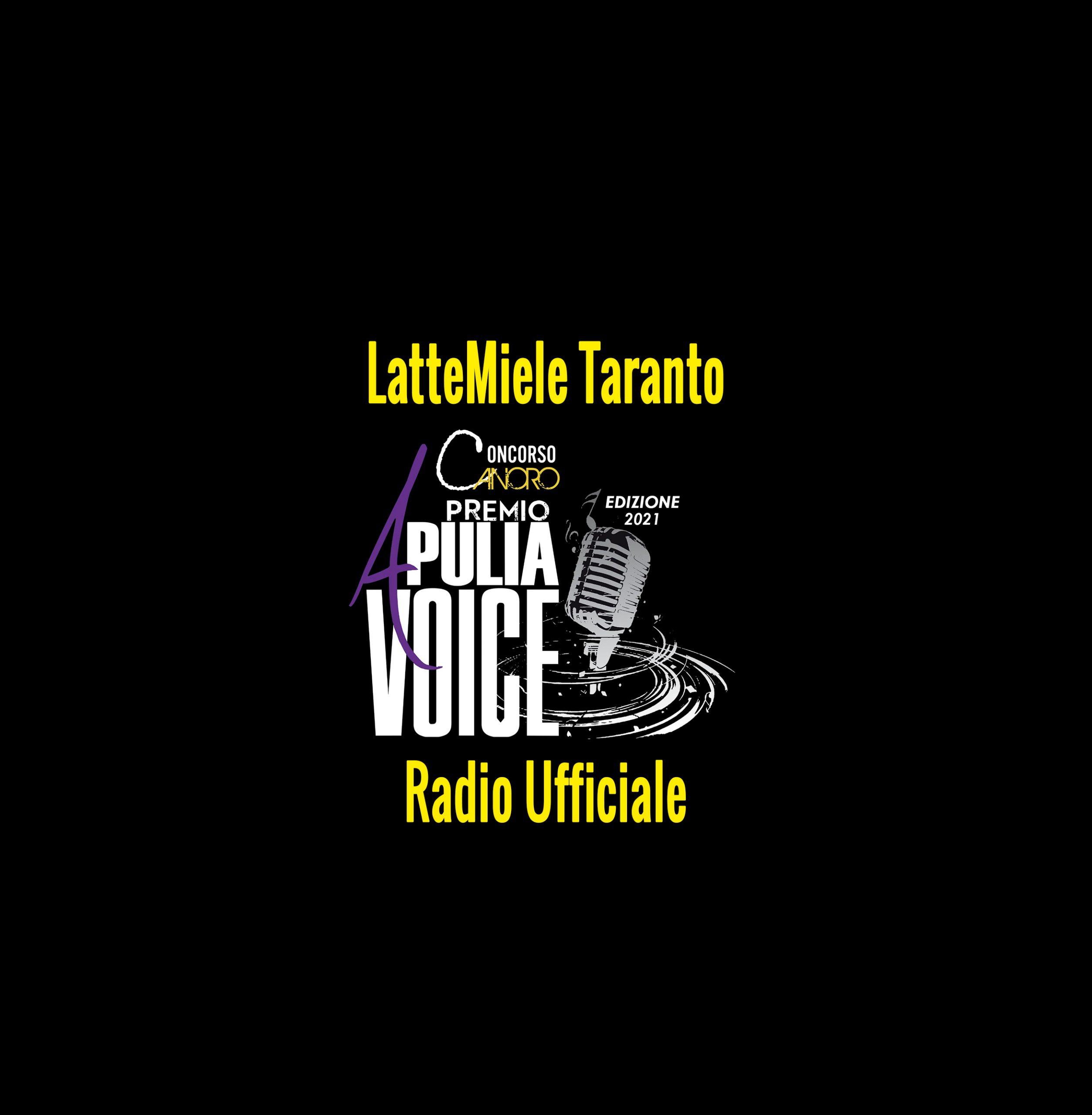 Radio Lattemiele Taranto Concorso Canoro Apulia Voice